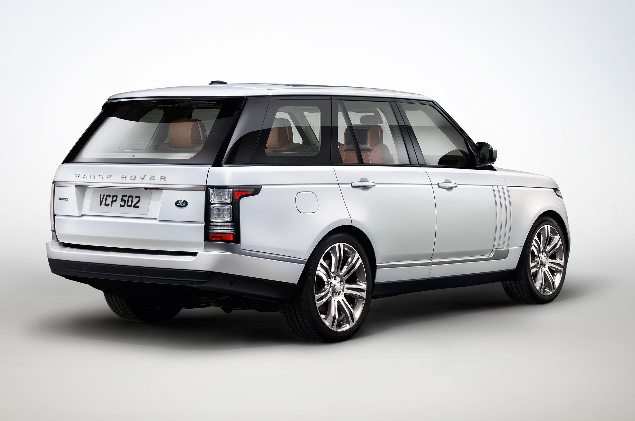 2014 Land Rover Range Rover Image