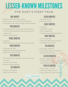 Wondering when your baby will start giggling here   cheat sheet month milestonesbaby also smart sock babies future and parents rh pt pinterest