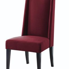 Tiger Print Dining Chairs Home Depot Kitchen Chair Covers Casablanca Wing Back Burgundy Outfit Your
