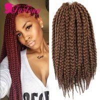 Crochet braids BOX Braids hair Hhavana mambo twist box