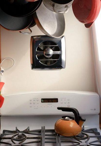 kitchen wallmount exhaust fan  11 Cornwall Road