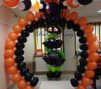 Balloon- Arches, Columns, & Decorations on Pinterest ...