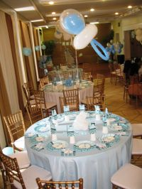 Baby Shower Table Decor | Centerpieces & Table Decor ...