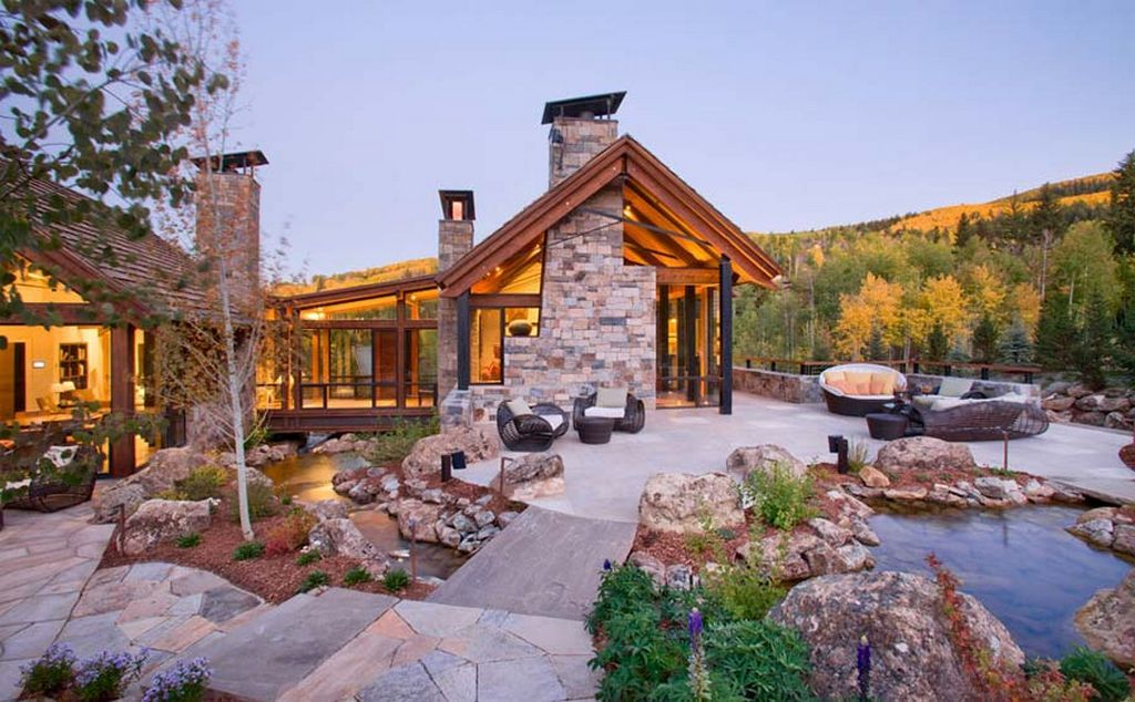 Stone Homes Favorite Places & Spaces Pinterest Stone Houses