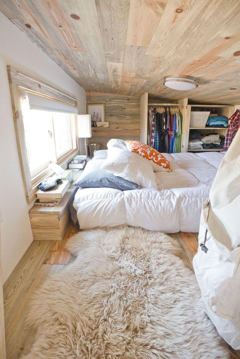 The 25 Best Tiny House Bedroom Ideas On Pinterest Tiny House