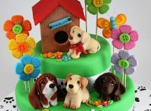Image result for puppy dog pals birthday cake | puppy pals ...