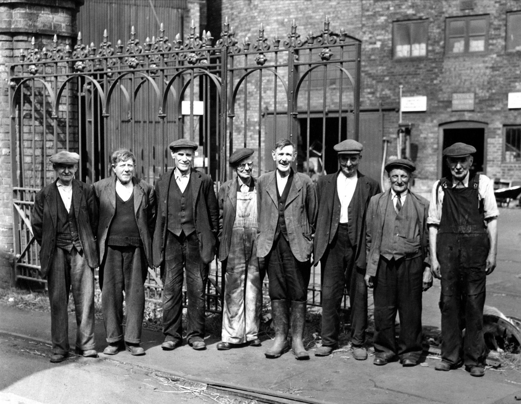Victorian Factory Workers