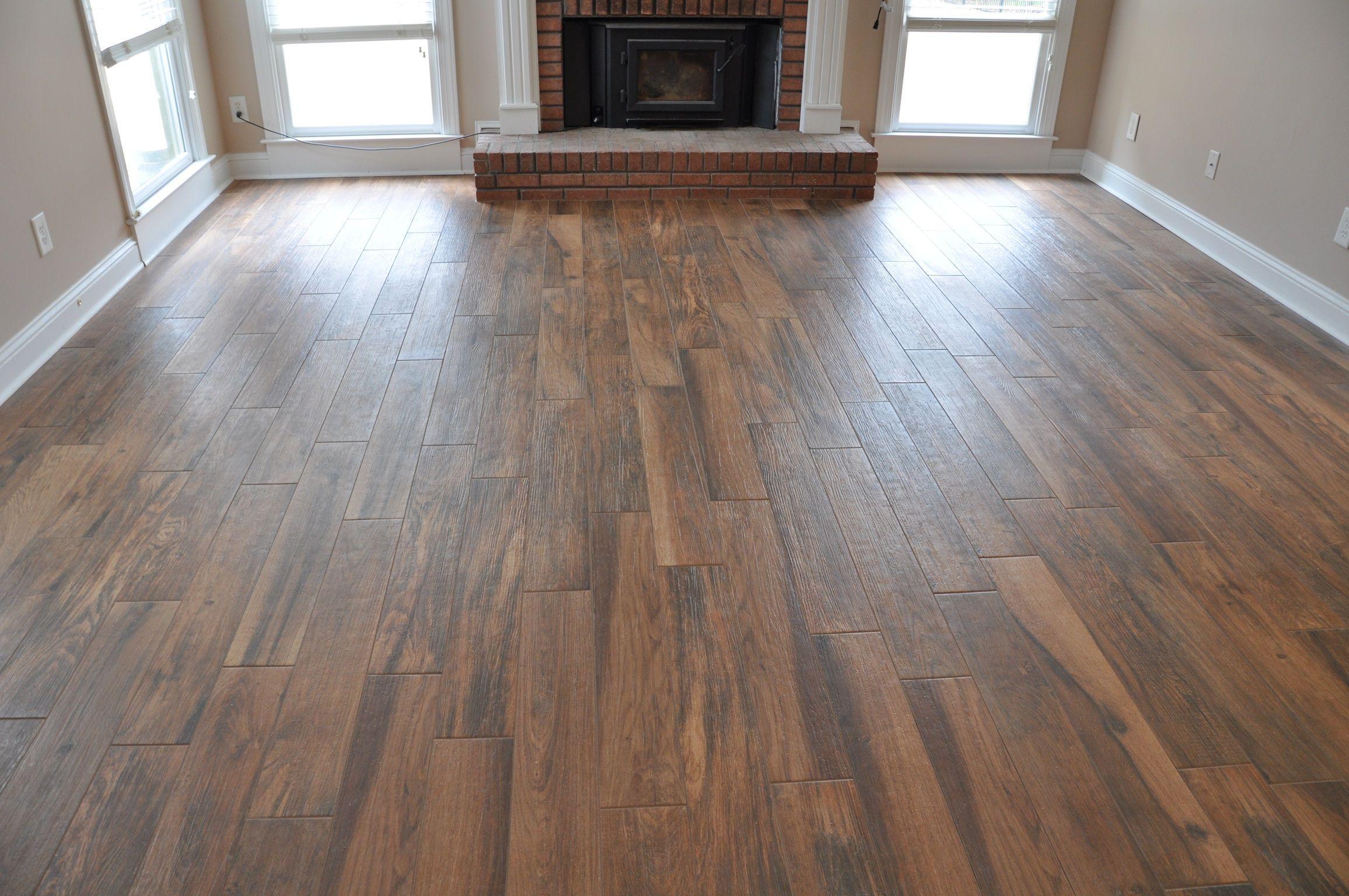 wood look porcelain tile  Google Search  Flooring