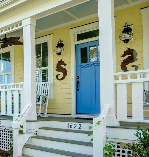 Coastal Front Door Ideas Completely Coastal Com 2016