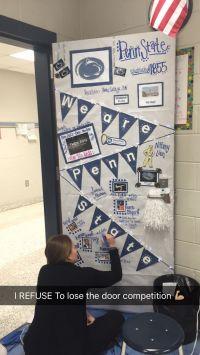 College Week Door Decorating competition #PennState # ...