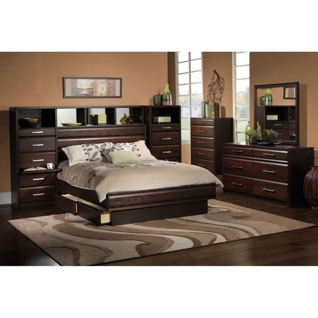 Bedroom Furniture Tango Queen Wall Bed Bedroom
