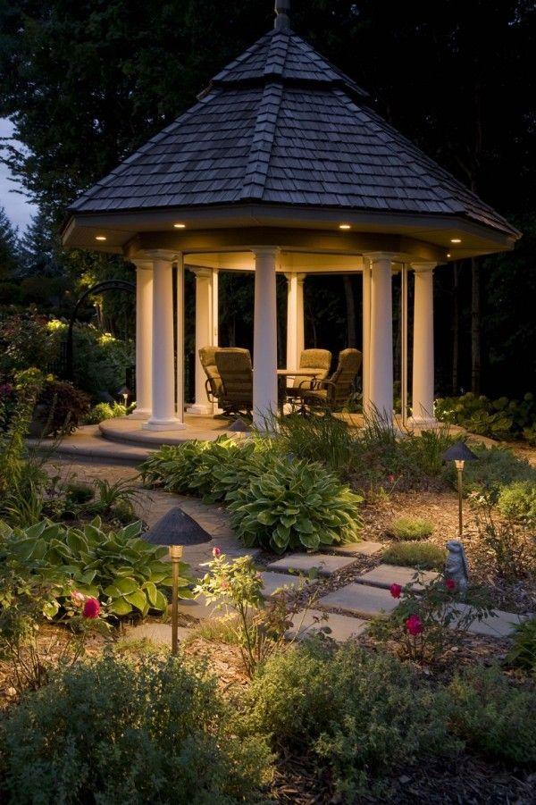 40 Ultimate Garden Lighting Ideas Gardens Lighting Design And