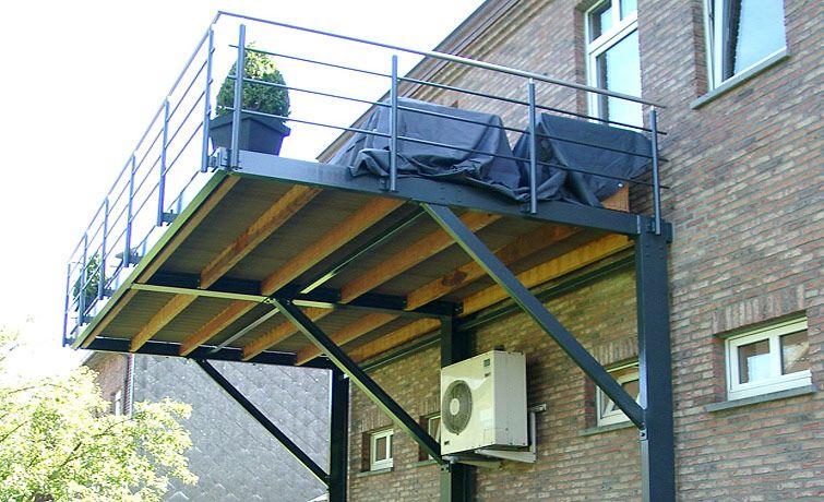 Prix Terrasse Suspendue Beton  Terrasse Bois Suspendue Sur