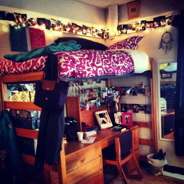 Best 25+ Dorm room pictures ideas on Pinterest | College dorm lights, Diy room decor for college ...