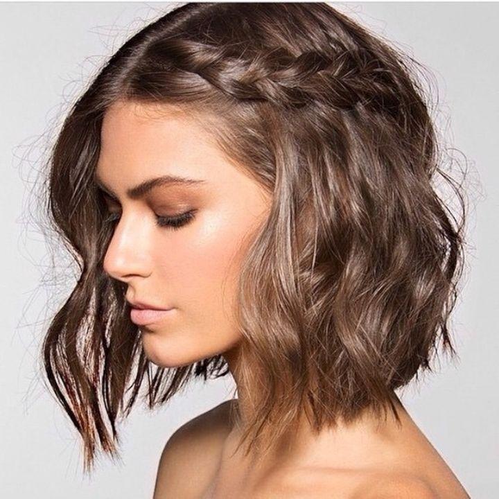 Frisuren Mittellang Dünnes Haar 2017 Frisuren Pinterest
