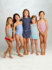 Pool Party. Ss15 Childrenswear