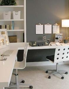 If you have  problems in designing and decorating your home can see this pictures to an idea of the best model for office furniture also decoracao escritorio pinterest desk layout rh