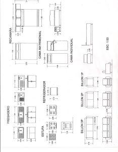 Tabla de medidas muebles buscar con google autocadhouse plansinterior also arq pinterest rh es