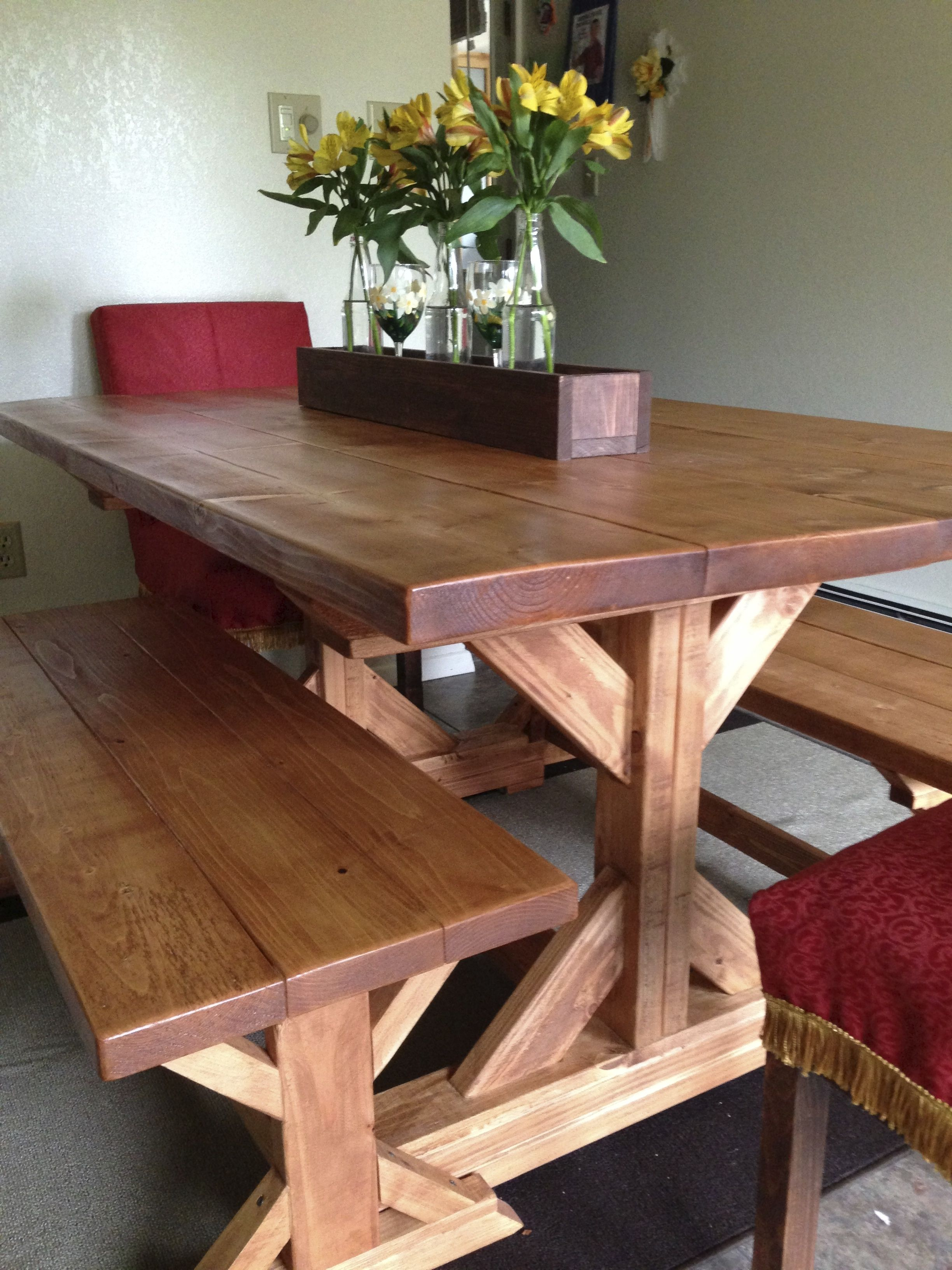 Farmhouse Tables And Chairs