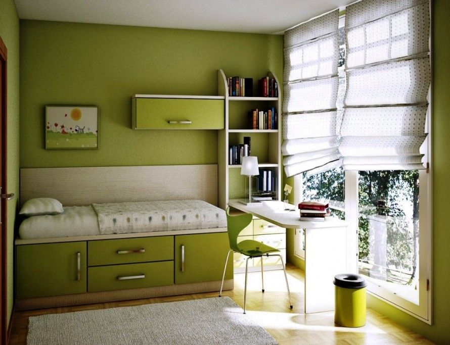 Excellent And Simple Cool Room Ideas For Small Rooms Placement