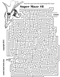 Summer Kindergarten Worksheet Free Printable Mazes. Summer