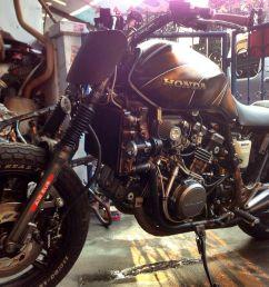 best images about honda vf bikes bari and vf750 s cutom by 1bike rama2 garage [ 1136 x 852 Pixel ]