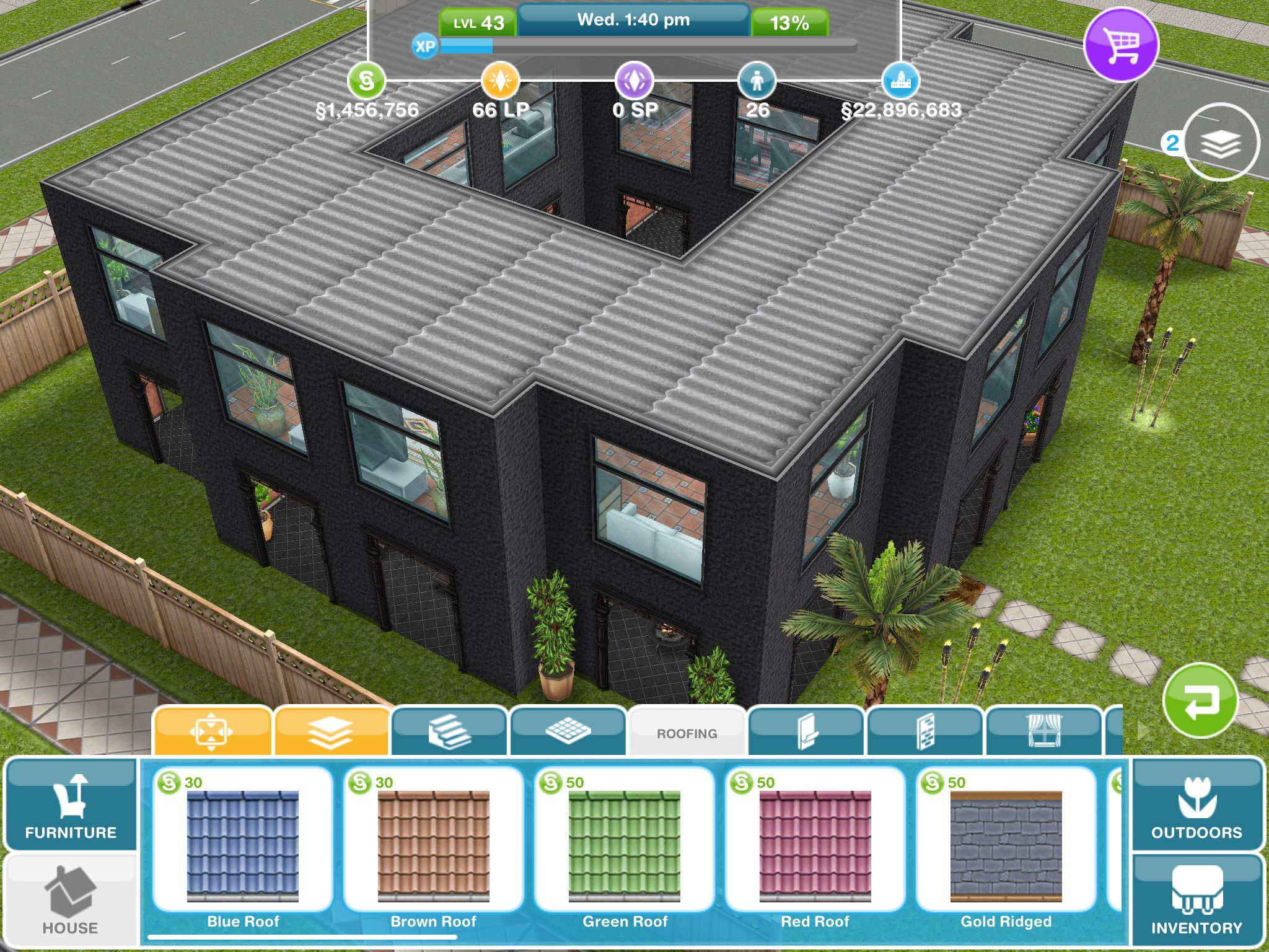83 Best Images About Sims Freeplay On Pinterest 2nd Floor House