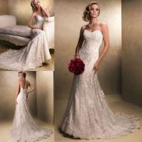 Lace Wedding Dresses - Vintage And Sophisticated | Lace ...