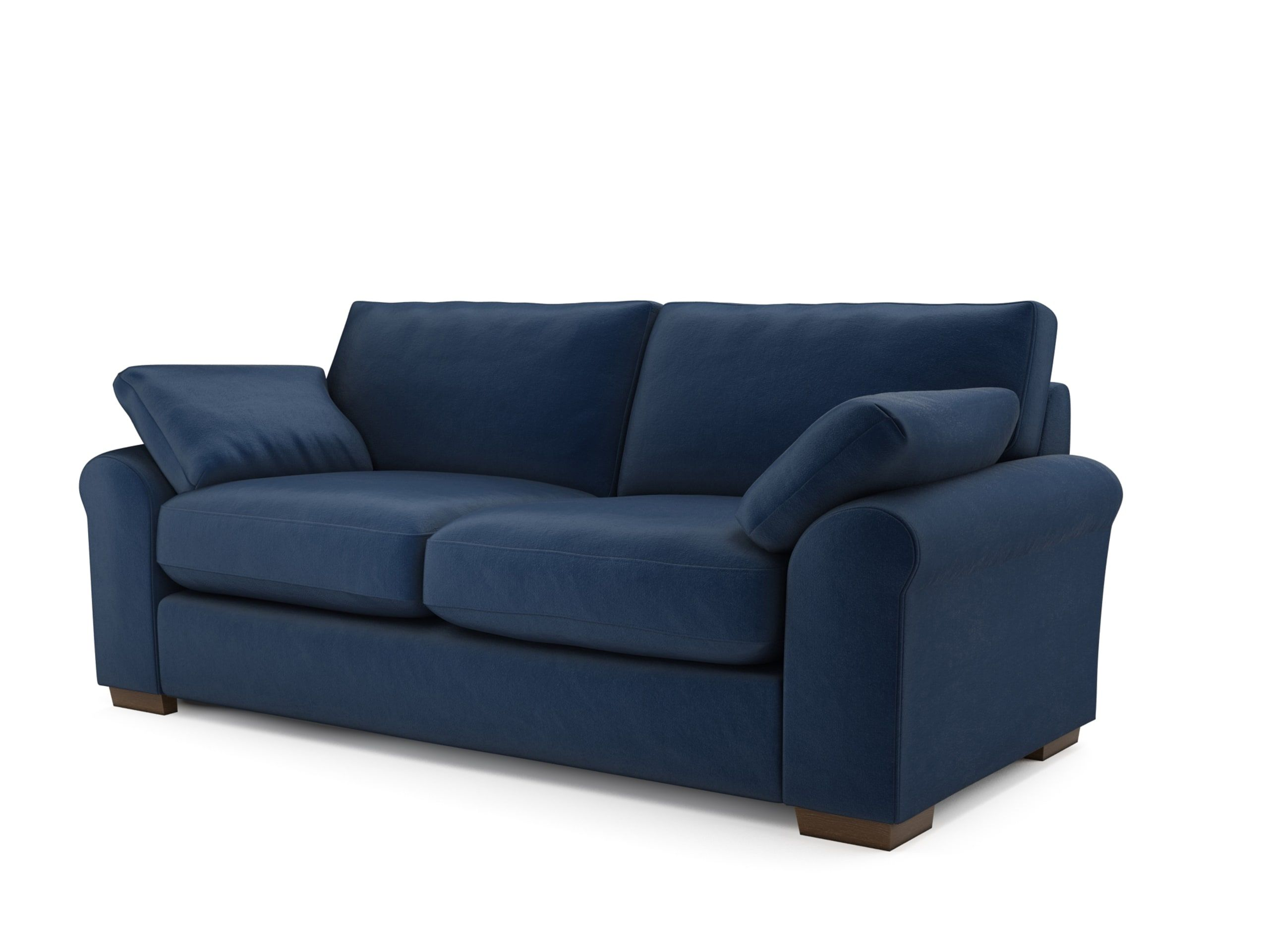 big soft comfy sofas buy sofa seat cushion covers the lounge co sophia 3 seater in velvet touch