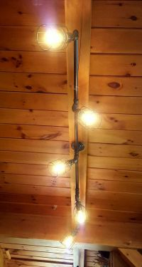 Rustic Industrial Track Lighting- Commercial Track ...