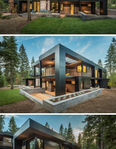 The home designed as  secluded and relaxing environment for family has plenty also rh pinterest