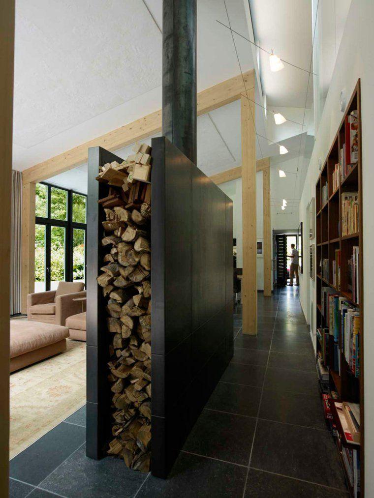 kaminholz richtig lagern ideen fur innen und au en wohnzimmer mit, Mobel ideea