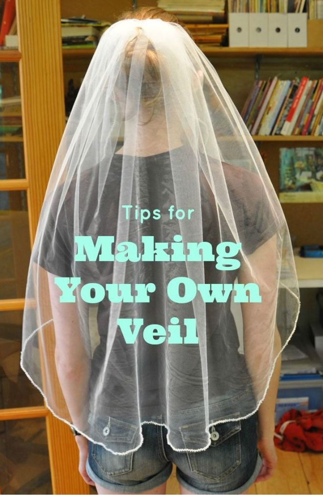 How to make your own wedding veil veil and wedding