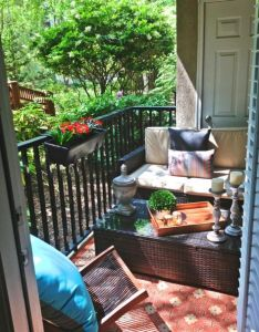 Lets take  look at this amazing collection of small balcony designs tiny condo patio also design ideas inspiration and balconies rh pinterest