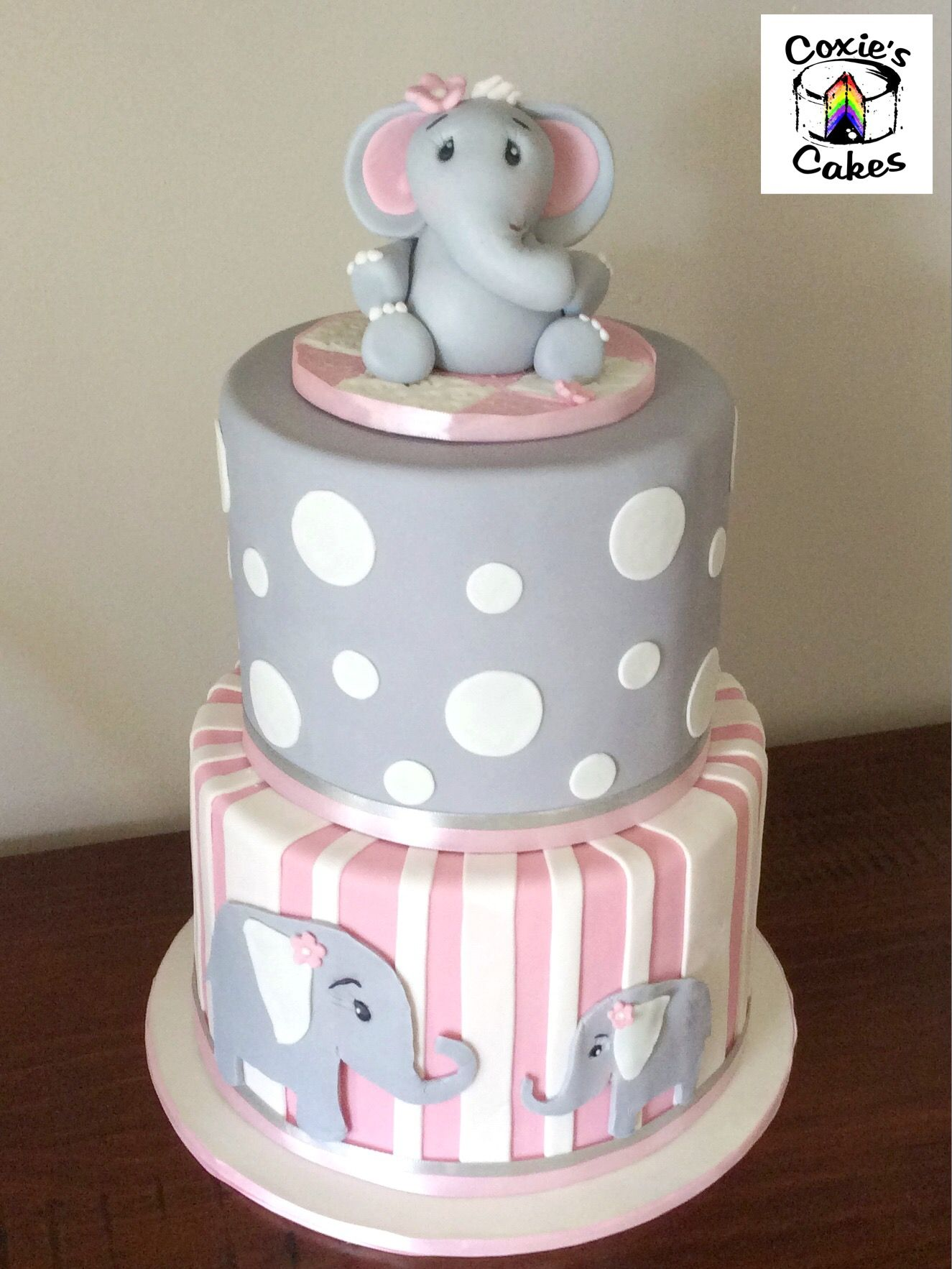 20th Birthday Cake For Twins Boy And Girl