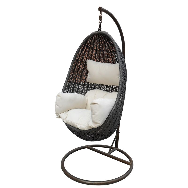 Mimosa Tear Drop Hanging Egg Chair IN 3240537  Bunnings