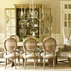 Oval Back Dining Room Chairs Desk Chair For Support Stephanie Shaw Design 2013 Greige Belgian