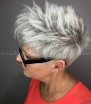 short hairstyles over 50 - hairstyle grey hair