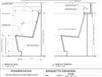 Banquette Seating Design | Cotter Christian, Ltd. Co ...