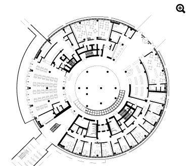 Circular Reasoning: Tschumi's Interpretation Centre of the