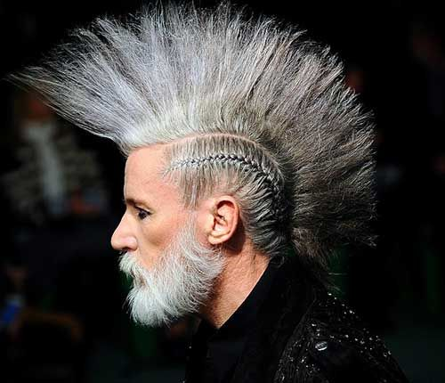 20 Best Punk Haircuts For Guys Long Hairstyles Men's Hair