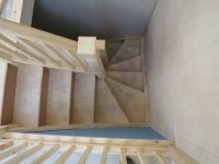 double winder 3x kite box staircase. Staircases will have ...