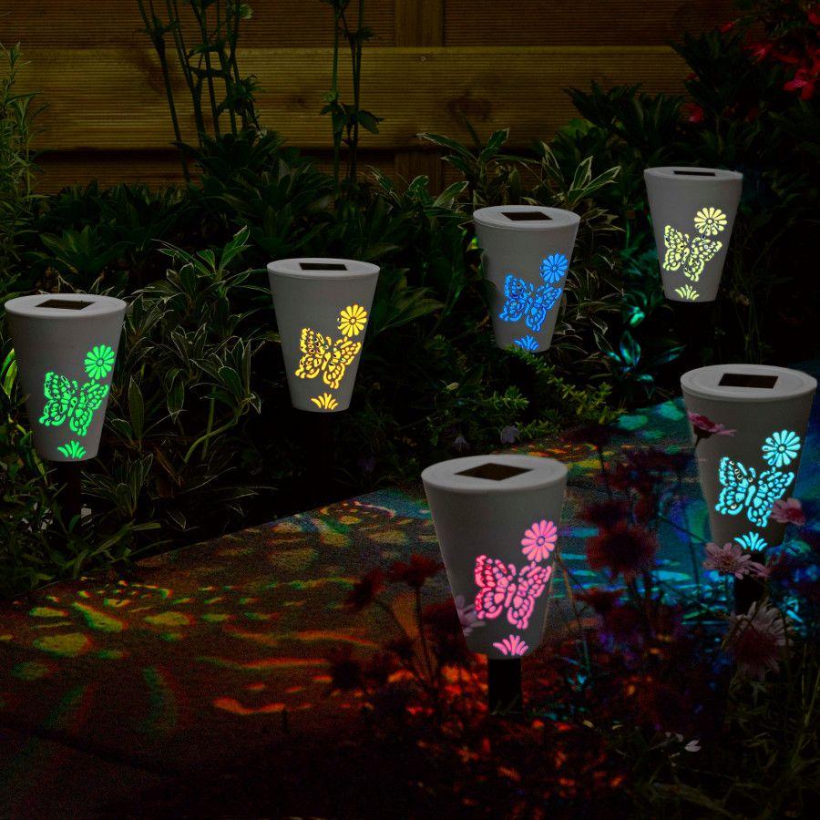 Solar Fairy Lights For The Garden Ideas For The House