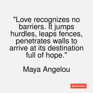 Maya Angelou Quotes On Love And Relationships Stunning Maya Angelou Quote Love Hate Relationships Picture