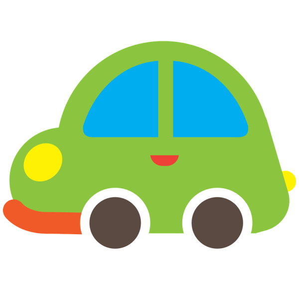 Brinquedos - Felt- Felt Transportation