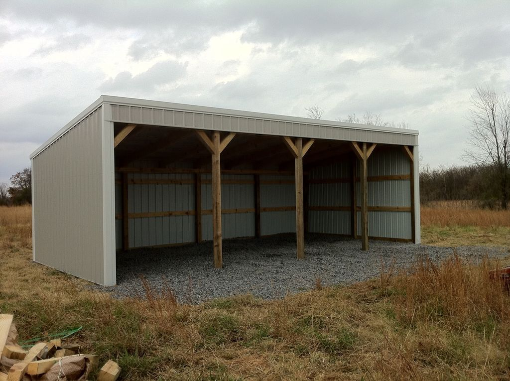 Cheapest Way Build Shed
