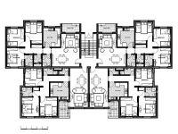 Apartment Building Floor Plans Delectable Decoration ...