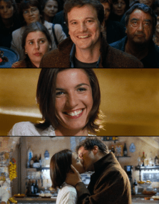 Image result for love actually colin firth and lucia moniz