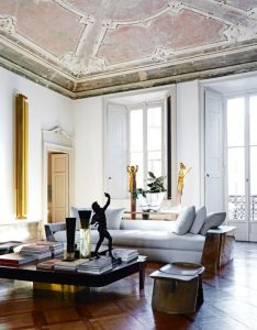 Move over paris the world   most beautiful homes are in italy apartments you ve and ceilings also rh pinterest