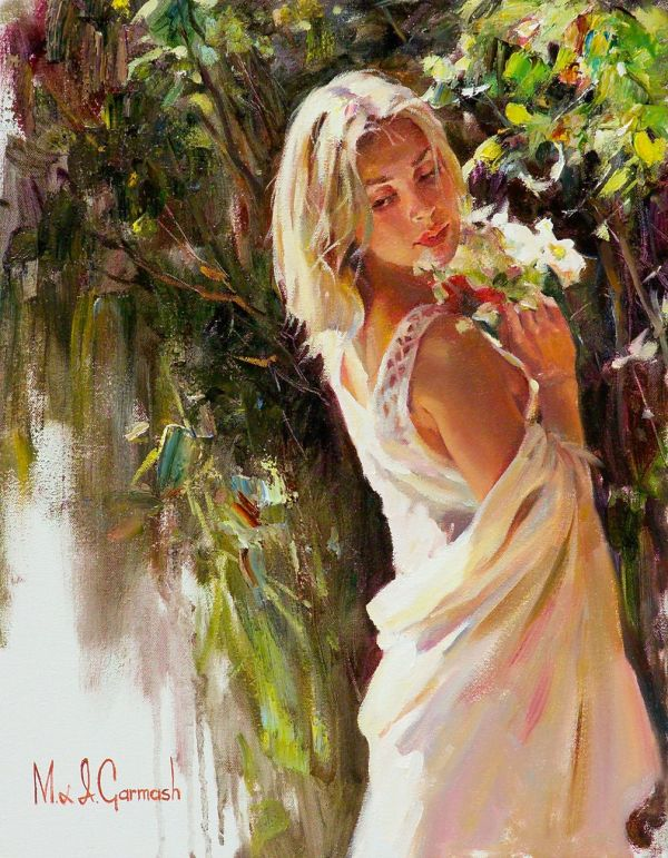 Michael Inessa Garmash Paintings